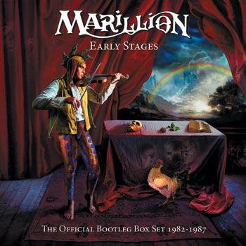 MARILLION Es-cds10