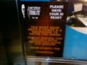 Concert  London O2 Arena , 10/12/07 Guiche10