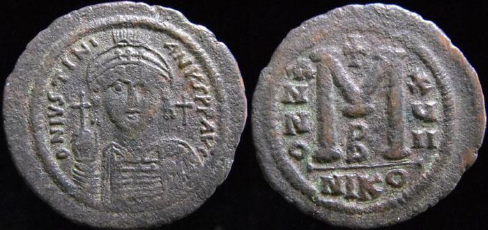 Les Byzantines de PYL - Page 6 Justin11