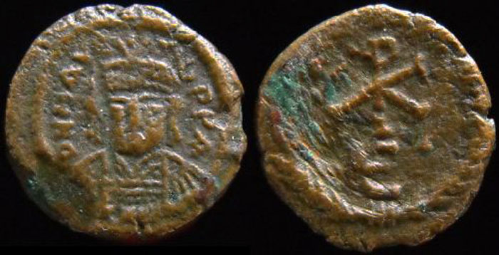 Les Byzantines de PYL - Page 7 Mauric10