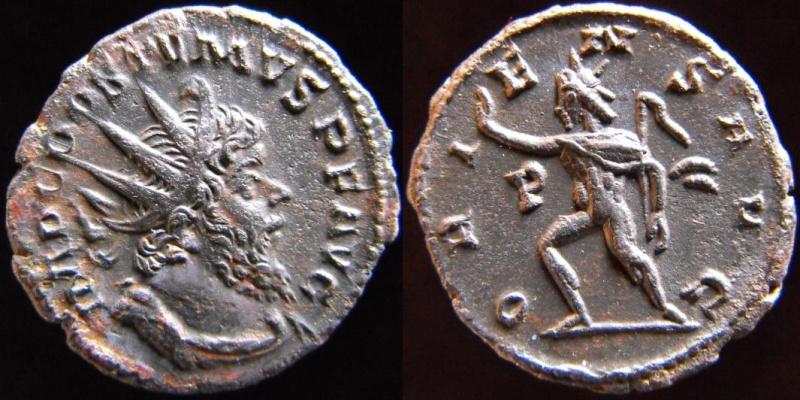 Gascogne : Mes empereurs gaulois - Page 13 Postum14