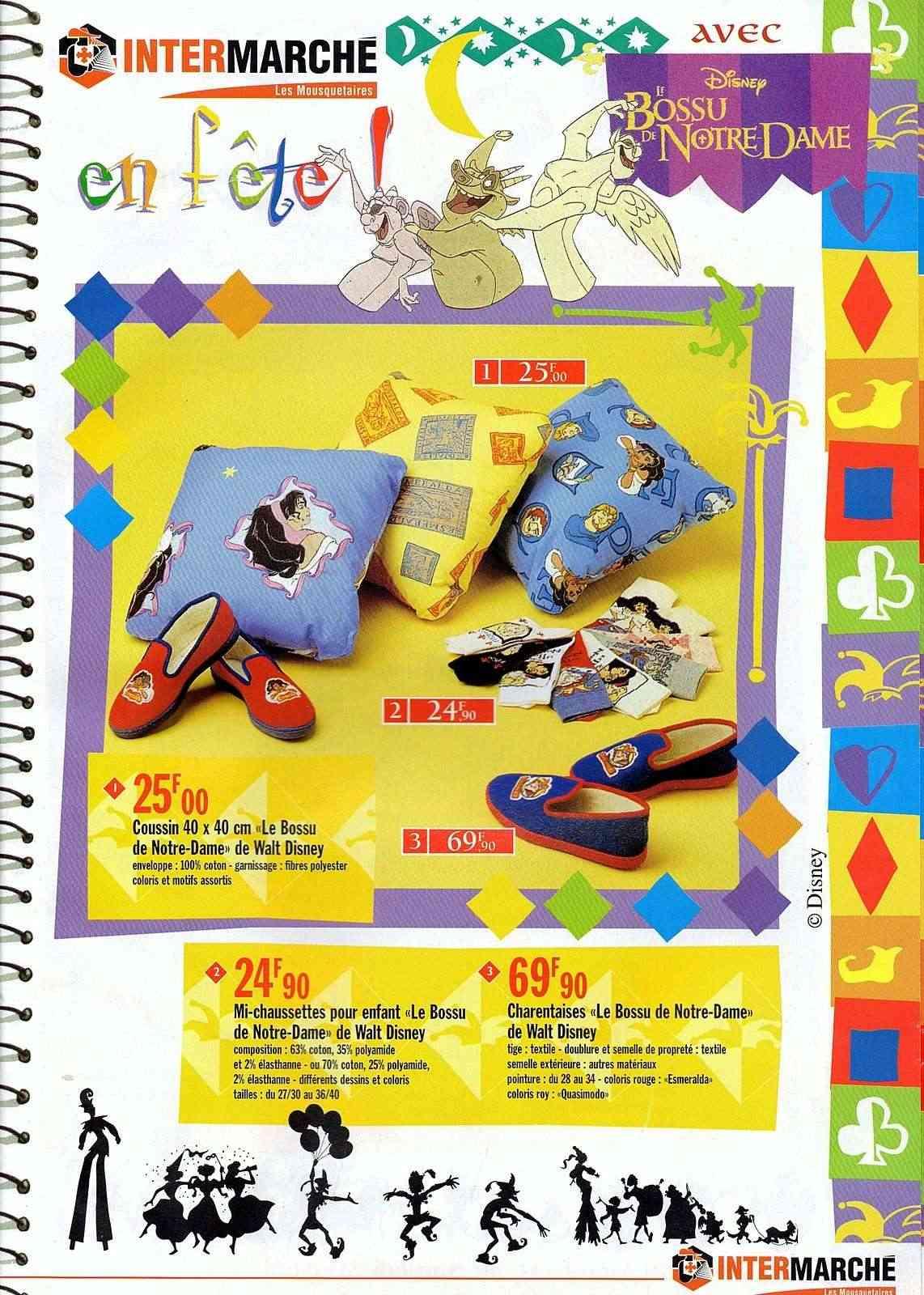 "la folie ""LE BOSSU DE NOTRE DAME"" disney 1997 Img01510"