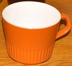 Crown Lynn cup shapes 302411