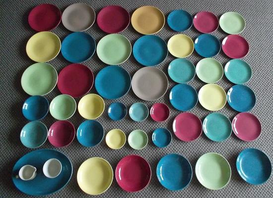 Some of Banker's colour glaze ... Colour11