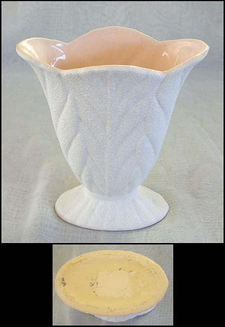 Is this crackle vase NZ Pottery?  This appears to be made by Beswick. Is_thi10
