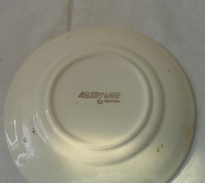 Kelstonware British 12cm plate from hon-john. Kelsto11