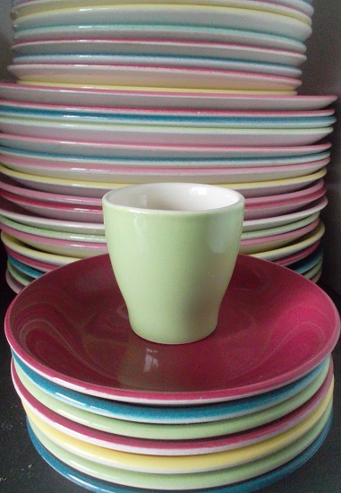Some of Banker's colour glaze ... Lime_w11