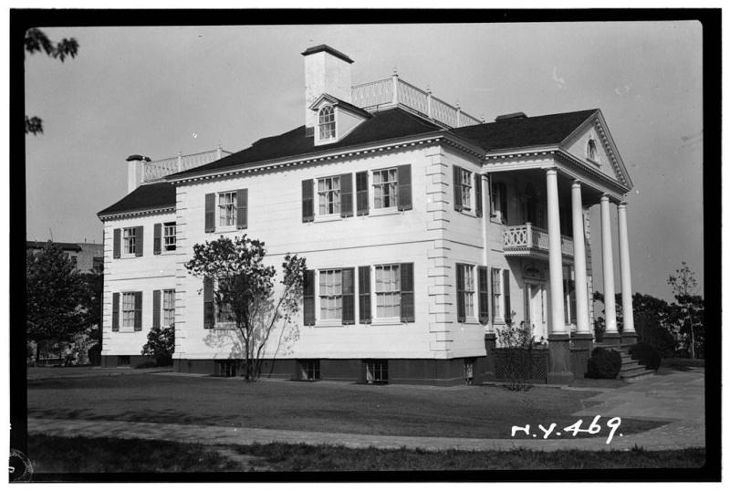 Les vieilles maisons des USA Morris10