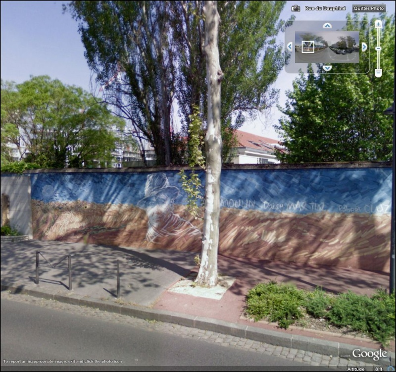 STREET VIEW : les fresques murales en France Moulin10