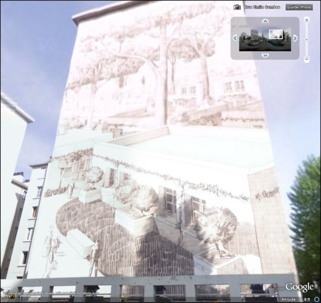 STREET VIEW : les fresques murales en France Quarti15