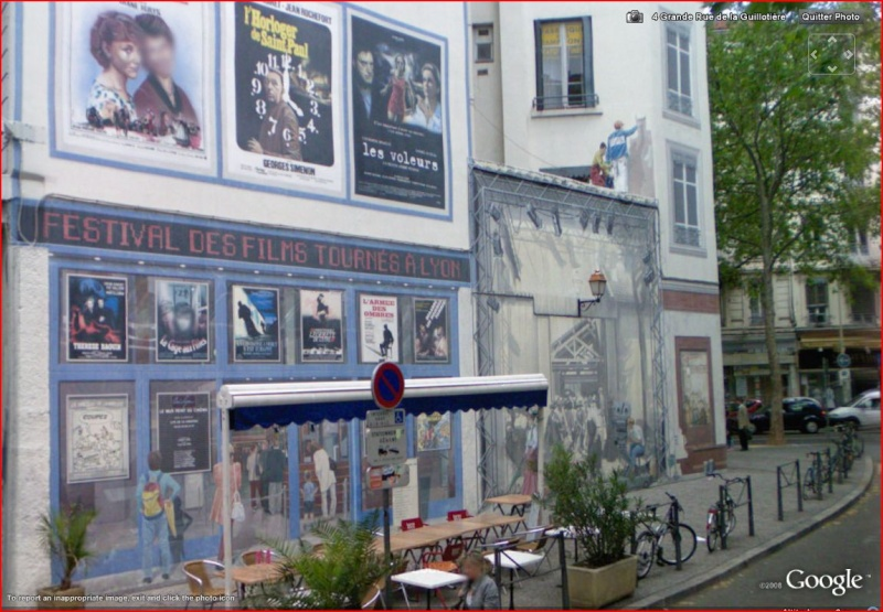 STREET VIEW : les fresques murales en France Retre10