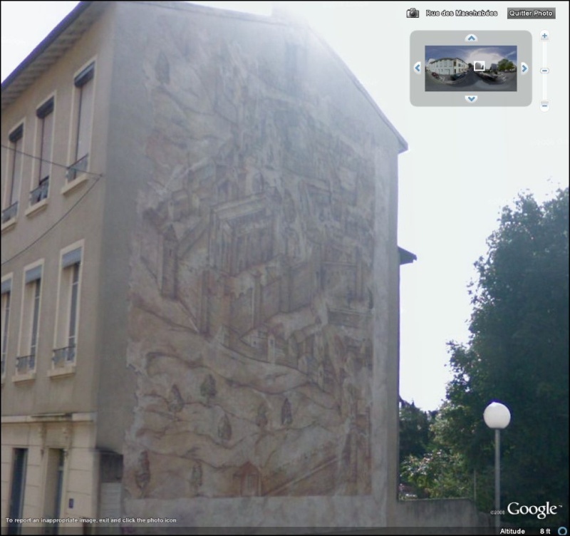 STREET VIEW : les fresques murales en France Saint_10