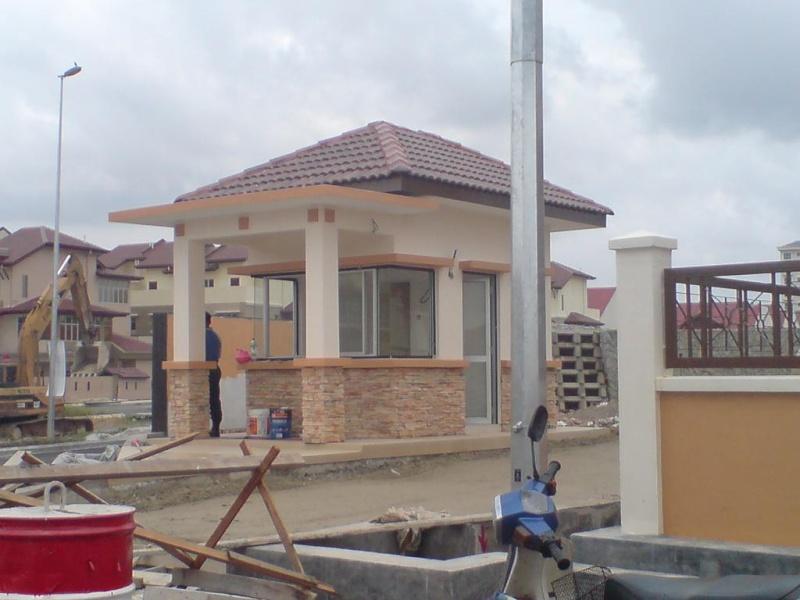 Snapshots on house entrance works. Dsc01113