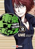 Nouveautés Mangas de la semaine du 01/12/08 au 06/12/08 Tokyot10