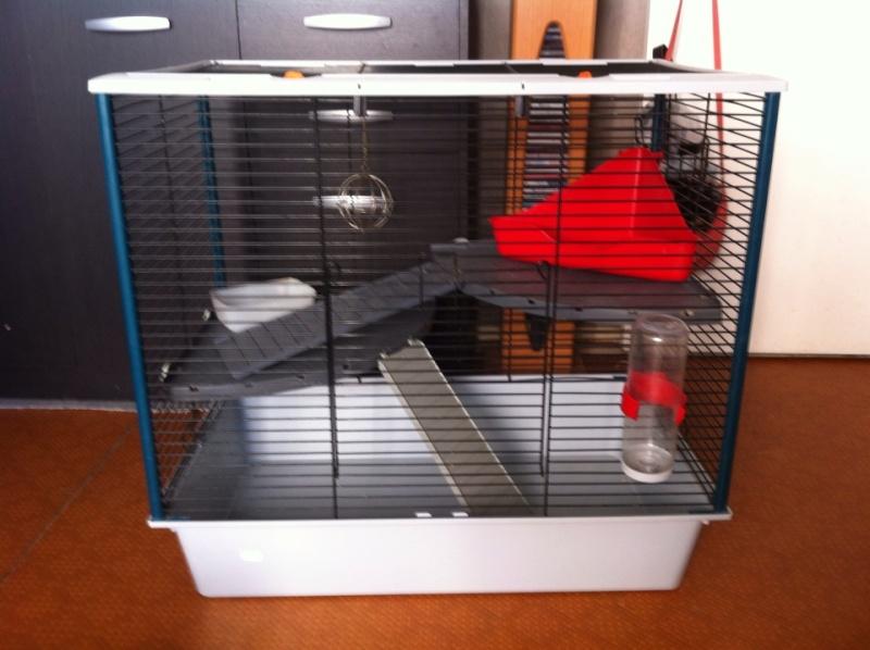 cage furet plus (33) 10853210