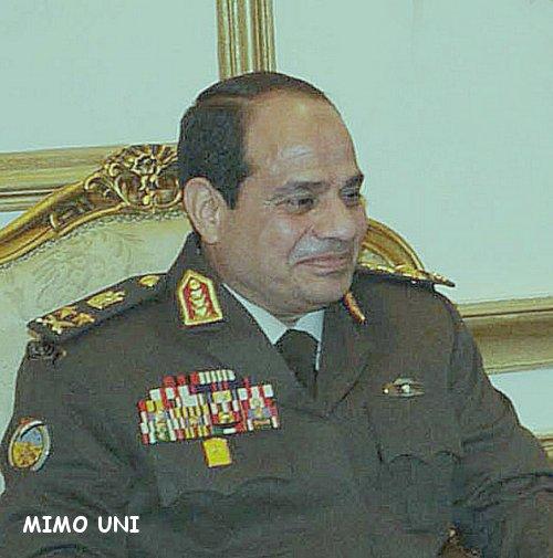 Mon scenario si j'etais le general Sissi Mimoun11