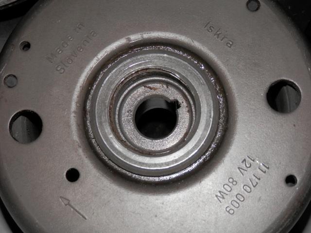 encendido electrónico P2120010