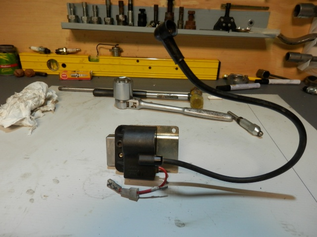 encendido electrónico P2120011