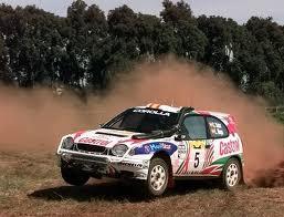 toyota corolla wrc safari kenya 1998 Coroll11