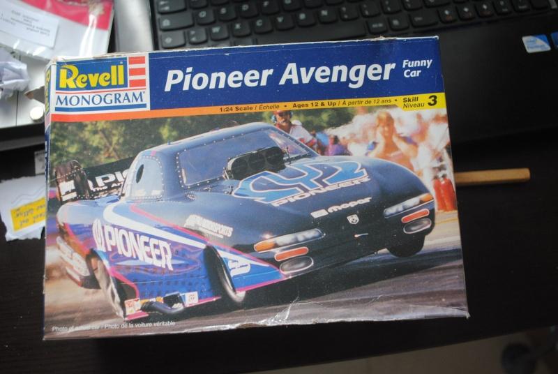 funny car  pionner avenger  Dsc_0012