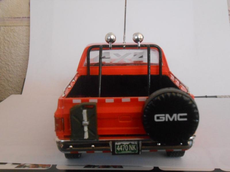 gmc pickup  chasse neige. (Fini) Dscn0417