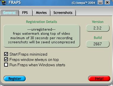 Como hacer un video de silkroad Fraps210
