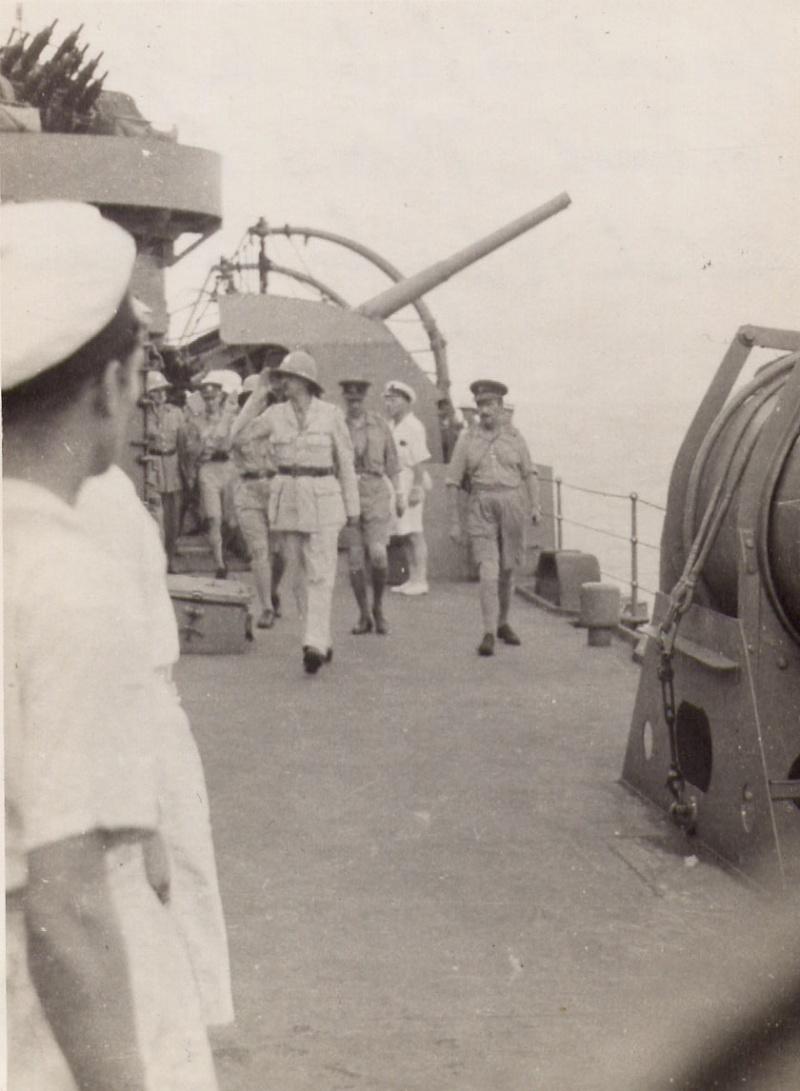 23 septembre - 25 septembre 1940 : Dakar ne se rallie pas à la France Libre : Ship2910