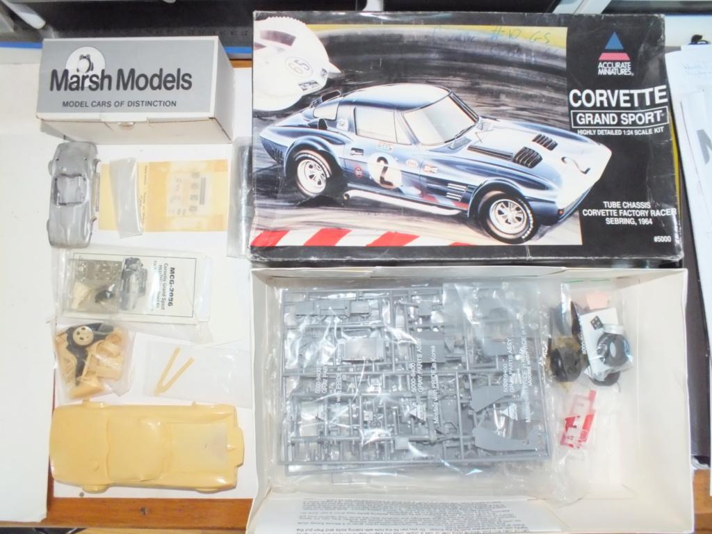 Chevrolet Corvette Grand Sport 1966 Spyder Roger Penske #10 Dscf0086