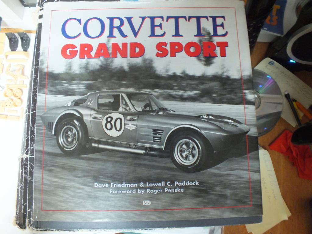 Chevrolet Corvette Grand Sport 1966 Spyder Roger Penske #10 Dscf0089