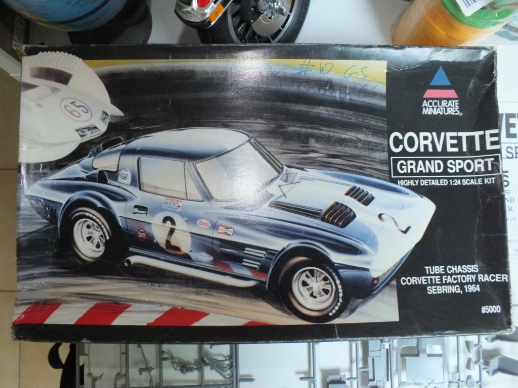 Chevrolet Corvette Grand Sport 1966 Spyder Roger Penske #10 Dscf0090
