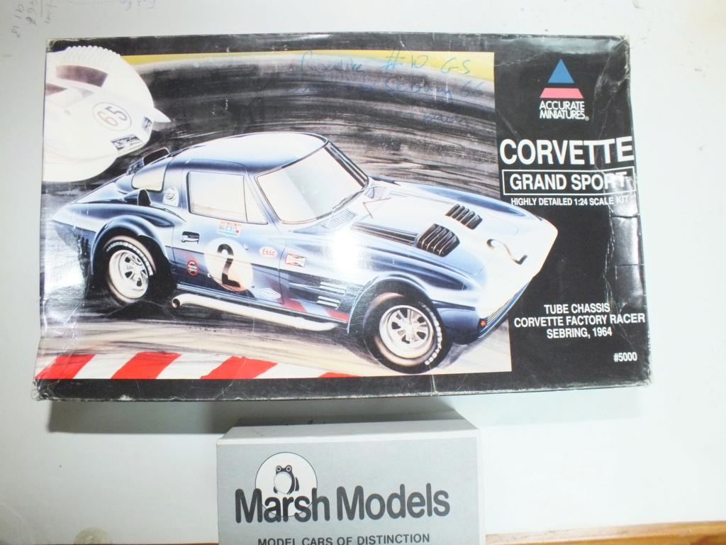 Chevrolet Corvette Grand Sport 1966 Spyder Roger Penske #10 Dscf0091