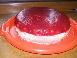 Чиз-кейк с нежным фруктовым творогом и желейной заливкой (без выпечки) - Страница 2 P1011117