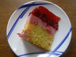 Чиз-кейк с нежным фруктовым творогом и желейной заливкой (без выпечки) - Страница 2 P1011118