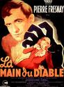 La main du diable (Maurice Tourneur d'après G. de Nerval) Affich11