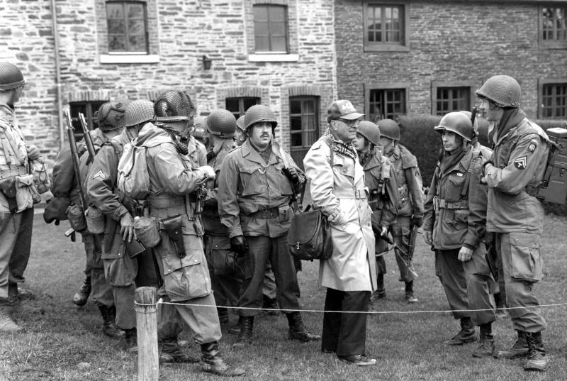 Recce de la marche de 82nd Airborne Division Rahier10