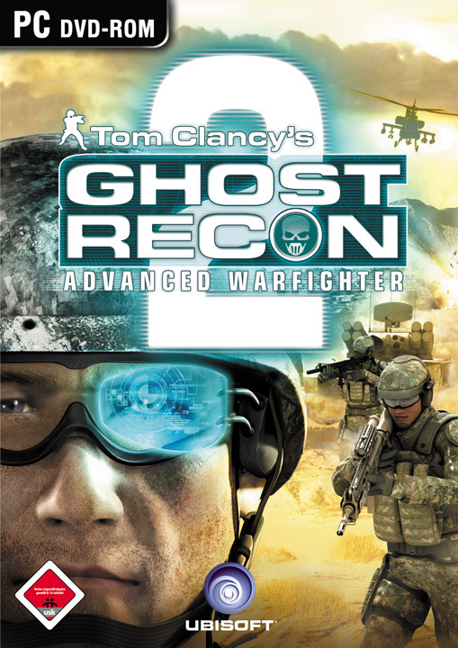 [VD] Ghost Recon Advanced Warfighter 2 - 2007 - PC Ghost_10