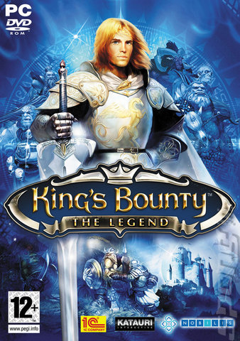 [VD] King's Bounty the legend - 2008 - PC King_s10