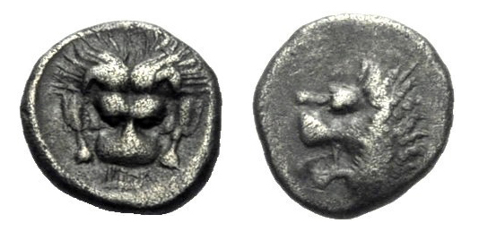 Ikos' Greek coins Dddd10