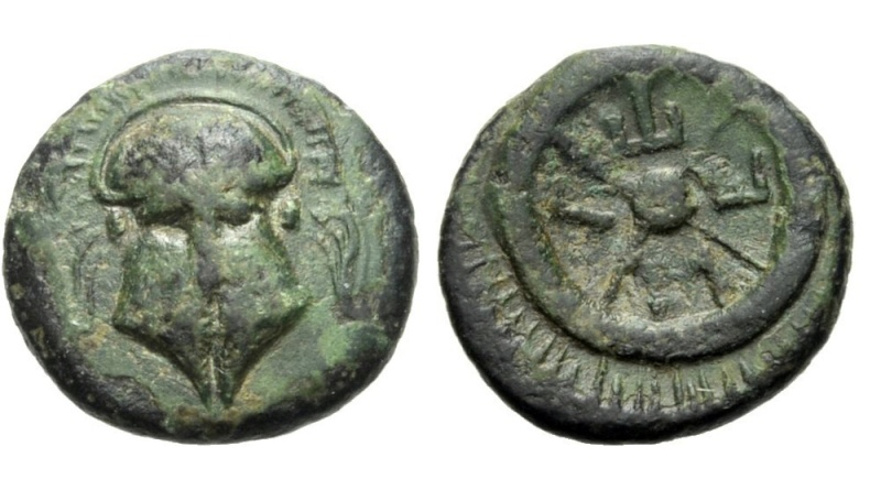 Ikos' Greek coins Msembr10
