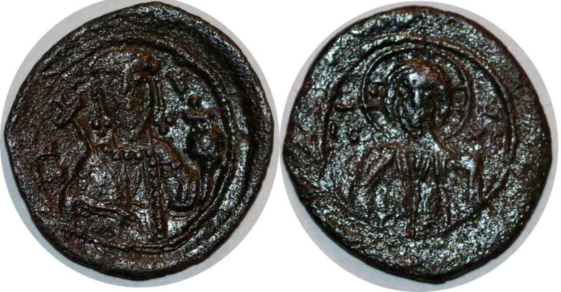 Byzantine coins T2ec1632