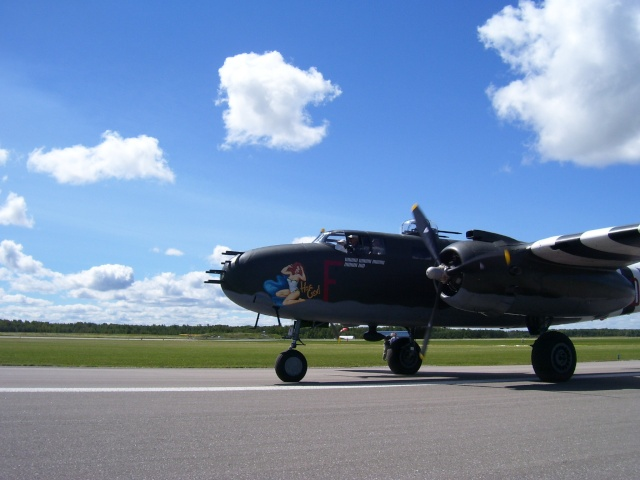 B25 Mitchell Bomber Mitche11