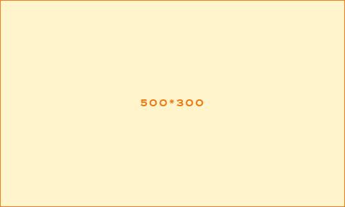 Tailles types des créations Ban50010