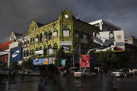 Rangoon, la prochaine Singapour ? 54873810