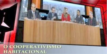 Programa de TV  O falso Cooperativismo da Bancoop