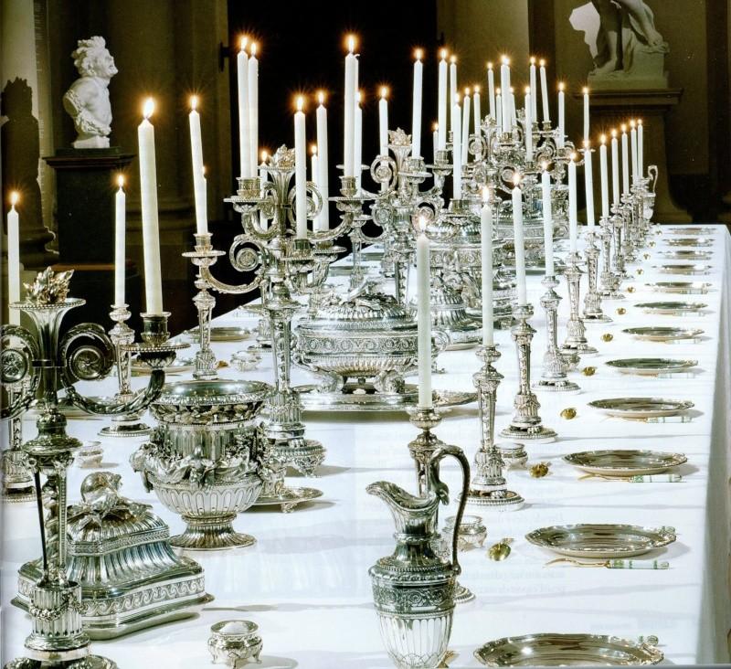 L'argenterie Saxe-Teschen exposé à Vienne Img00814