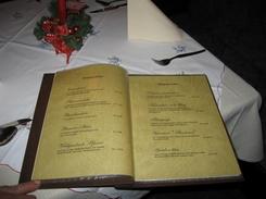 """Restaurant und Bierstube """"Zur kleinen Kapelle"""" Karte11"""