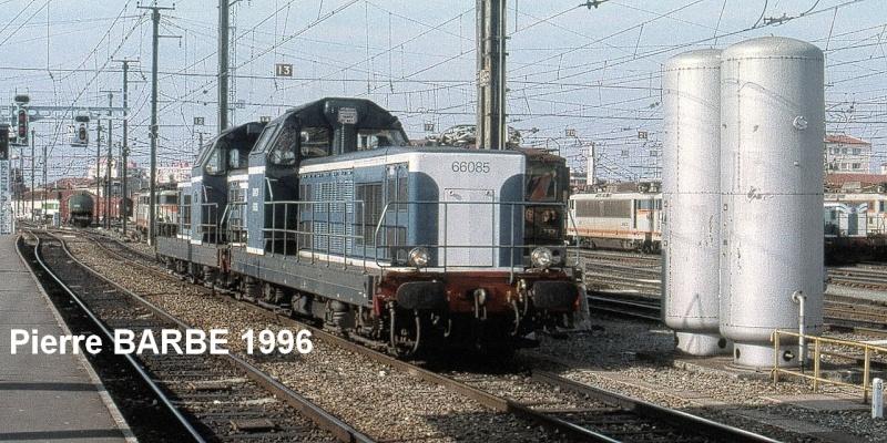 Pk 256,4 : Gare de Toulouse Matabiau (31) - Page 2 Bb660810