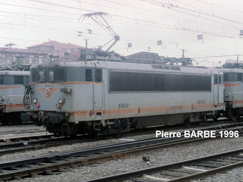 Pk 256,4 : Gare de Toulouse Matabiau (31) - Page 2 Bb860710