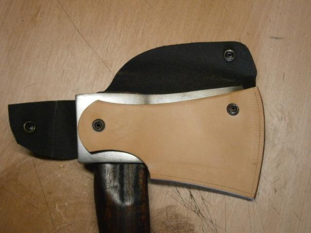 [fabrication] étuis en cuir pour outils ... P7170111