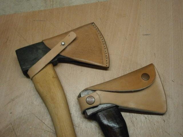 [fabrication] étuis en cuir pour outils ... P8160110
